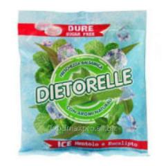 Dietorell Dure lollipops mint / sugar 70 of