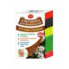 Bran from Golden Kings buckwheat an additive of