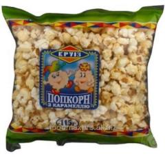 Popcorn Cruise of caramel 115 g