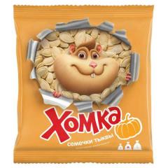 Sunflower seeds pumpkin Homka fried salty 150 g