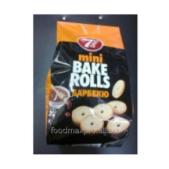 Croutons 7 Days Bake Rolls pass a barbecue of 80 g
