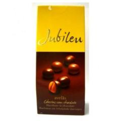 Jubilen filbert in milk chocolate 180g