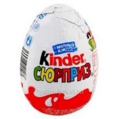 Egg chocolate Kinder-Syurpriz 20 of