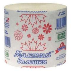Paper toilet Malinsky cornflowers of piece