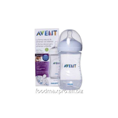Small bottle for feeding of Avent Natural 260 of