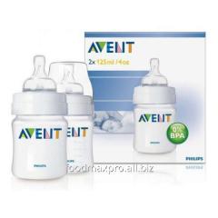 Small bottle for feeding of Avent RR 125 of ml