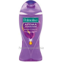 Arom Palmolive shower gel therapy of Antistress of