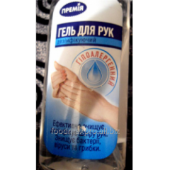 Gel for hands of Prem_ya of anti-bactericidal 50