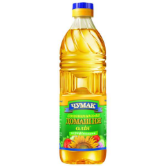 Oil Chumak Domashnee not refined by 1 l
