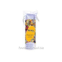 Disks wadded Aura Beauty 100sht/up