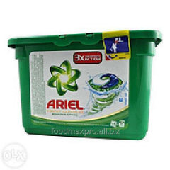 Gel capsule for washing of Ariel the Mountain