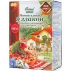 Porridge your Porridge of 9 cereals with flax and