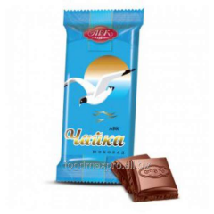AVK chocolate of the Tea of 90 g