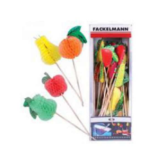 Skewers for Fackelmann canape Fruit a tree 50370