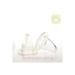 Silicone training nose of 3302 - 2 pieces.