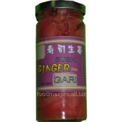 Yumart ginger of pink marinated 210 g