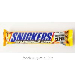 Snickers bar Peanut revolt of chocolate 87 g