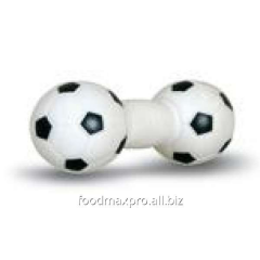 Dumbbell of football 14 cm of 1204 Topsi of piece