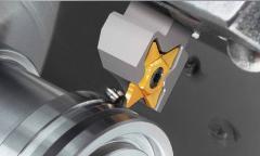 Канавочный инструмент TaeguTec - пластины Серии