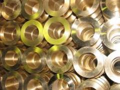 Plugs are bronze
