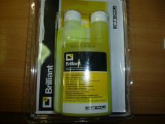 Наполнитель флуоресцен Brilliant 250ml. 33 дозы по