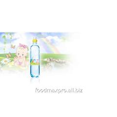 Akvul's water of negazirovany 0,5 l