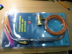 Welding torch of MAR RTM 1S 660 gas with