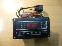 Electronic controller of automobile ELITECH