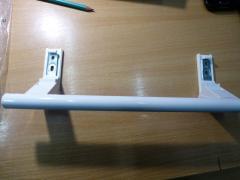 Ручка пластмассовая Libherr DHF000LB с толкателем