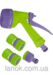 """Set for connection of a hose 3/4"""" (the"""