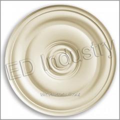 Ceiling R134 socket. Material: polyurethane (PU),