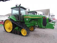 Трактор гусеничний John Deere (Джон Дир) 8410Т
