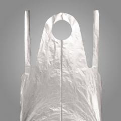 Apron disposable polyethylene