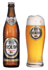 HOLBA PREMIUM beer of 12%
