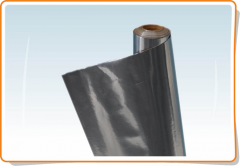 Thermal insulation is folgirovanny