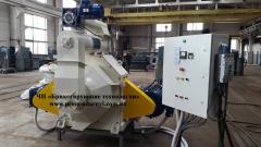 Гранулятор для изготовления биотоплива GRP-1.5