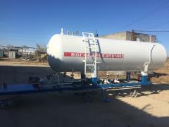 Module of gas-filling 10 m3