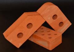Ceramic brick building m-100, m-75