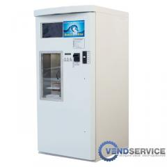 Automatic machine for sale and water purification