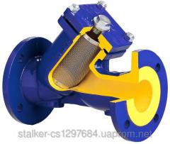 Filters pig-iron flange Ru16