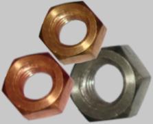 Nut copper