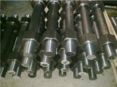 Flange fasteners