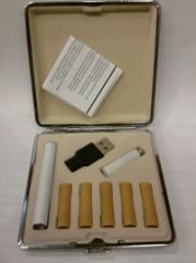 Cigarette case-electronic cigarette
