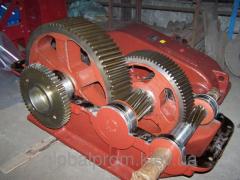 Reductori cilindrice