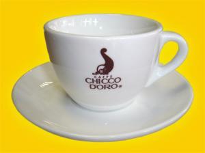 Чашка Chicco d'Oro для каппучино