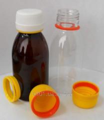 Pat bottle of 100 ml.