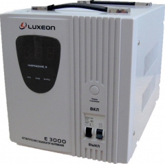 Luxeon E-3000 uninterruptible power supply uni