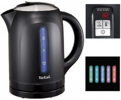 Electric kettle of Tefal KO 410 Thermovision