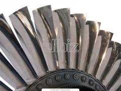 Запчасти и узлы к паровым турбинам