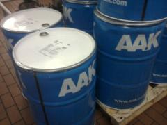 Container metal food \at 200 l of AAK